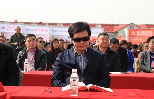 全国政协委员,北京市农林科学院院长李成贵